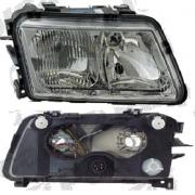 Optique de Phare Avant Droit H1+H7 Audi A3