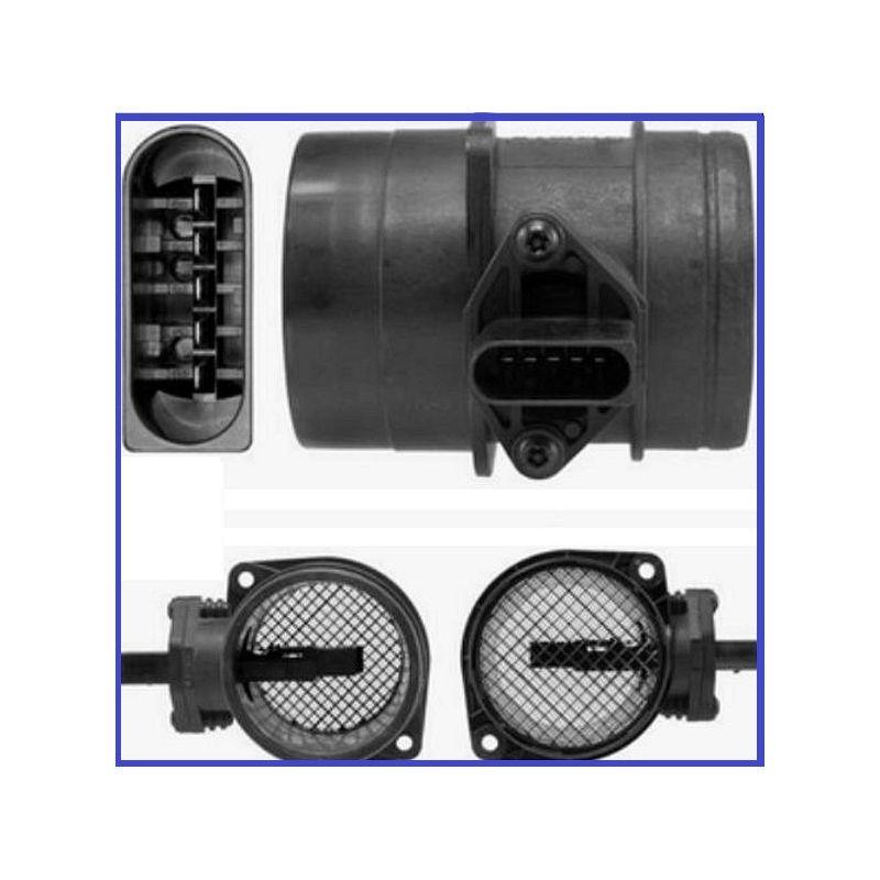 Auto: pièces détachées Débitmètre d'air PORSCHE Cayenne 9PA 3.2 i V6 Entrée d'air, alimentation