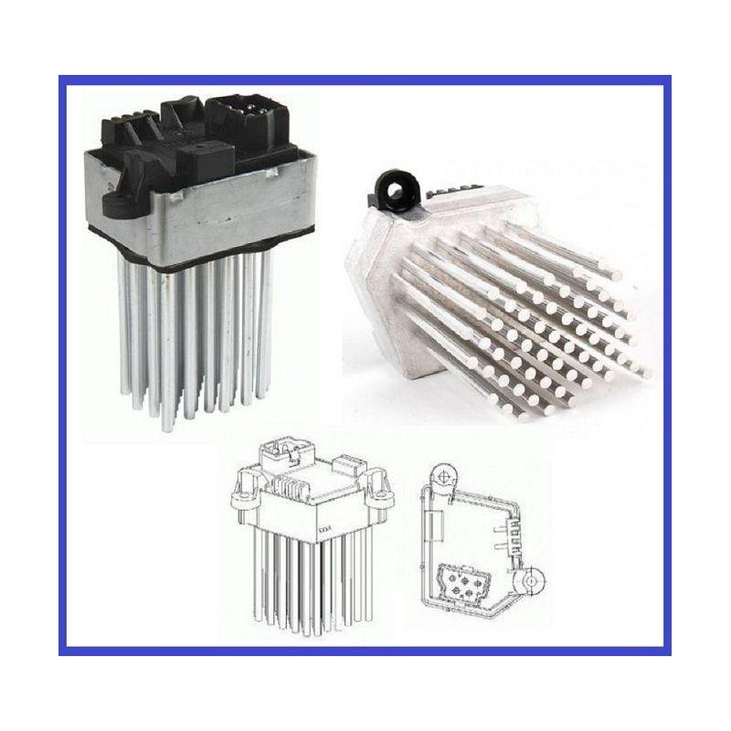 résistance de chauffage Bmw serie 3 , 5 E46 E39 X5 - Pièces Autos 2607