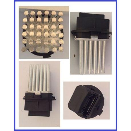 Element de commande Resistance de chauffage Climatisation Citroen C3 C4 C5 C6 Ds3